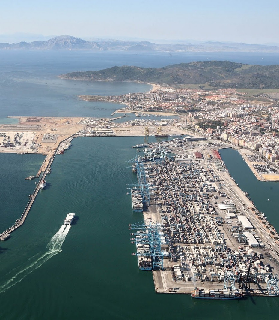 Puerto de Algeciras estará presente en la feria de comercio marítimo SMM Hamburgo