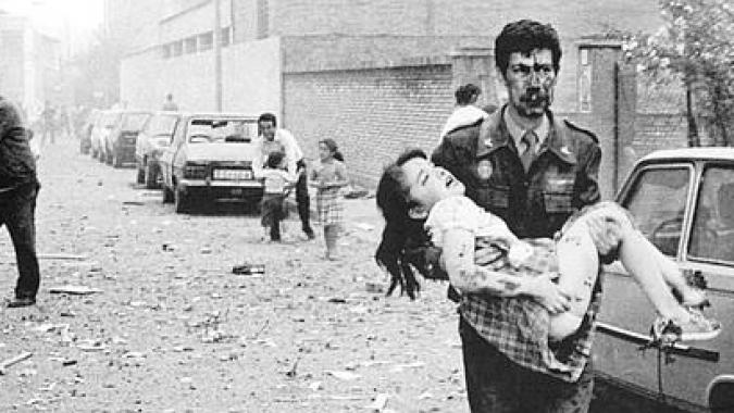 Resultado de imagen de imagenes de actos terroristas de ETA