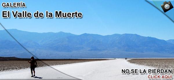El Valle De La Muerte El Destino Mas Inhospito Y Fascinante De Eeuu
