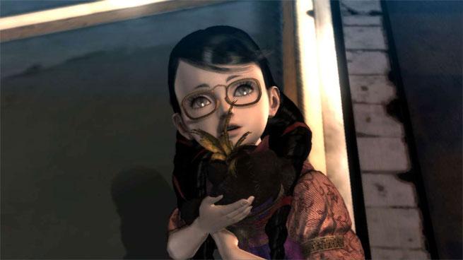 Cereza, otra de las protagonistas de Bayonetta