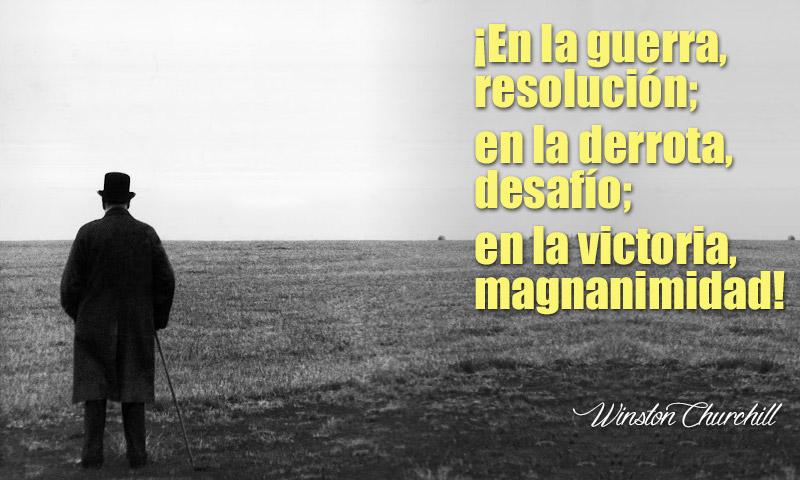 Las Mejores Frases De Winston Churchill Libertad Digital