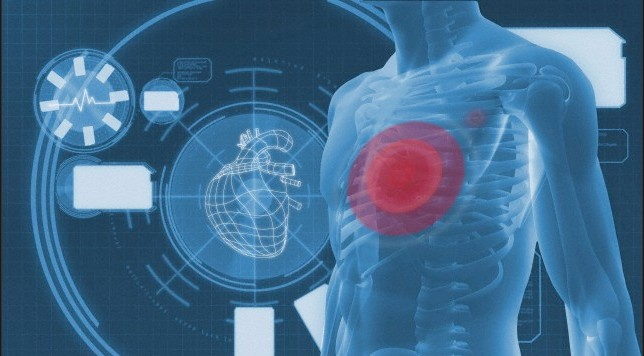 Organos del cuerpo humano situados al lado izquierdo