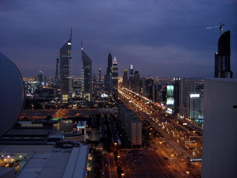Dubai en 2009