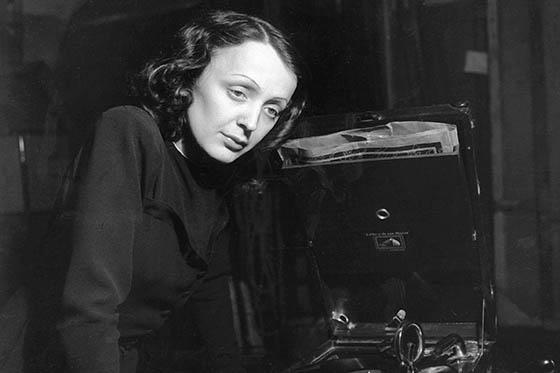 Medio Siglo De La Muerte De Edith Piaf Libertad Digital Cultura