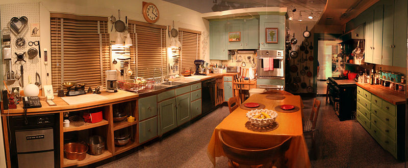 Cocina americana las cocinas modernas del siglo xxi chic for Modelos de cocinas modernas americanas