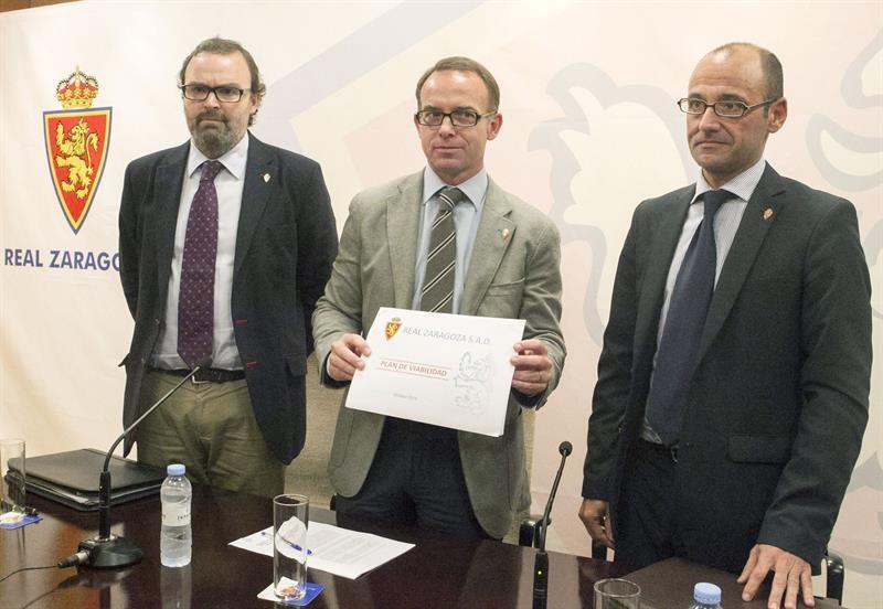 La Agencia Tributaria vuelve a dejar al Real Zaragoza en una situación límite
