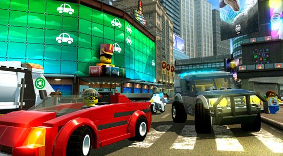 Lego City Undercover Un Gta Sin Tanta Violencia Libertad Digital