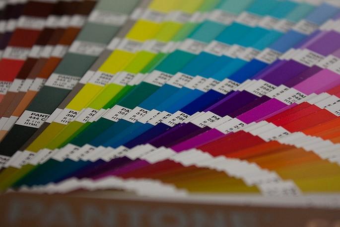 El significado de la paleta de colores a la hora de decorar - Chic