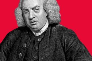 Samuel Johnson.