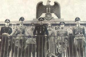 Serrano Súñer y Himmler, en Berlin.
