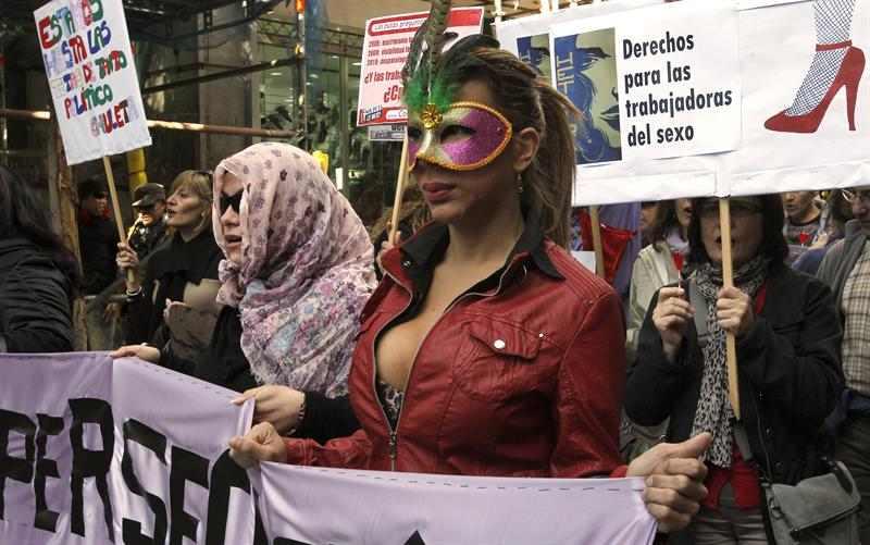 prostitutas calle montera prostitutas videos