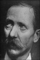 Alois Glogar, el primer receptor de un trasplante de córnea