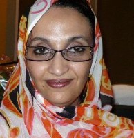 Aminatu Haidar.