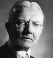 Hjalmar Schacht.
