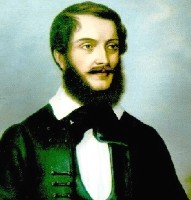 Lajos Kossuth.