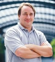 Linus Torvalds.