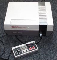 La NES.