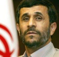 Mahmud Ahmadineyad.