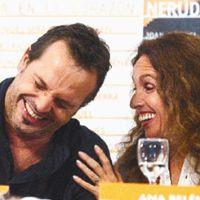 Miguel Bosé y Ana Belén (archivo).