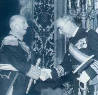 Franco y Carrero.