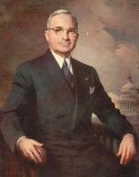 Harry Truman.
