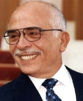 Husein de Jordania.
