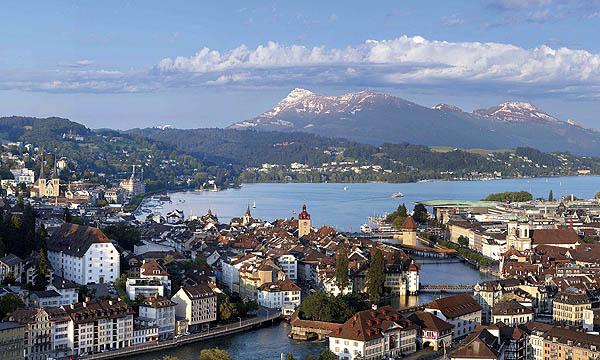 Una imagen de Lucerna  | Suiza Turismo