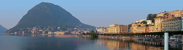 Panorámica de Lugano | Suiza Turismo