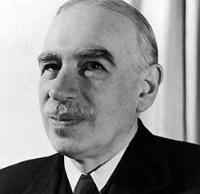 John Maynard Keynes.