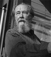 Alexander Solzhenitsyn.