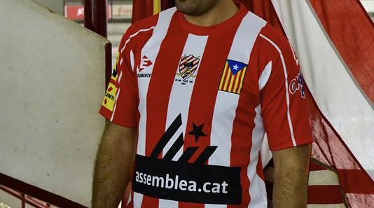 Un equipo de hockey catalán lucirá la estelada en la camiseta de ... de0b8226196