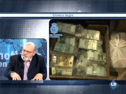 """Descubiertos 25 millones de euros en billetes de los """"Miami"""""""