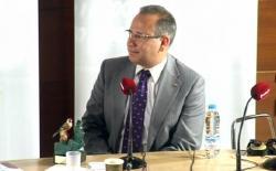 Es la noche... desde Murcia: Entrevista a Francisco José Alcaraz