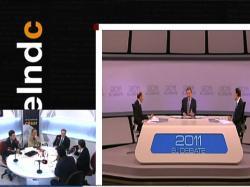 Programa especial Debate 2011 Rajoy - Rubalcaba