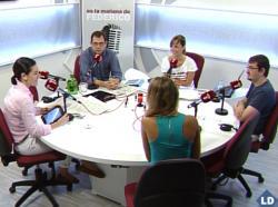 Rajoy reaparece ante la prensa