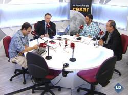 Tertulia de César Vidal: Rubalcaba y Tardá