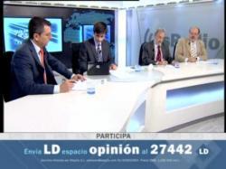 Tertulia económica con Emilio González y Francisco Cabrillo