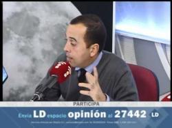 Tertulia política de Cesar. Amaiur, el PP y Patxi López