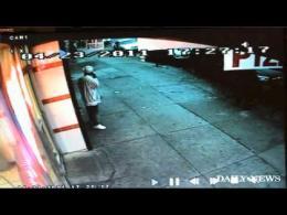 Ejecución en plena calle en Nueva York