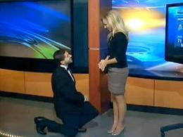 Pide matrimonio en directo en televisión