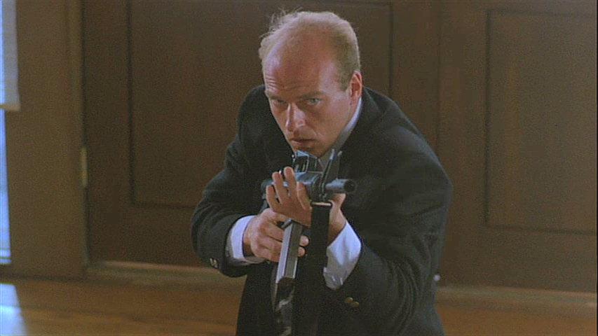 Dean Norris en Difícil de matar