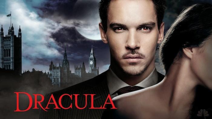 Jonathan Rhys-Meyers es Drácula