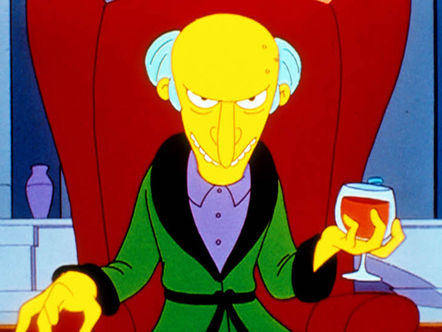 sr. burns
