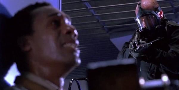 Un Swat en Terminator 2