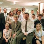 Ricky Gervais lidera The Office