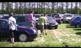 Cómo no remolcar un coche