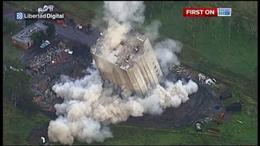 Demolición fallida en Australia
