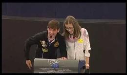 Gandía Shore en el parlamento Europeo