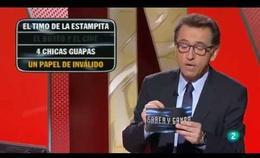 Jordi Hurtado imita a Torrente