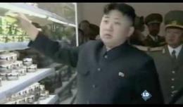 Kim Jong Un se va de compras
